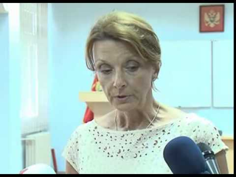 Interview with Minister of Defense of Montenegro Prof. Dr .Milica Pejanović-Đurišić / GEPSUS