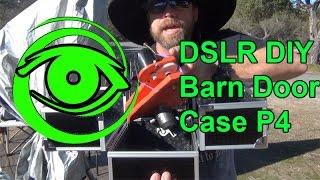 Dslr Diy Barn Door Trap Travel Case P4