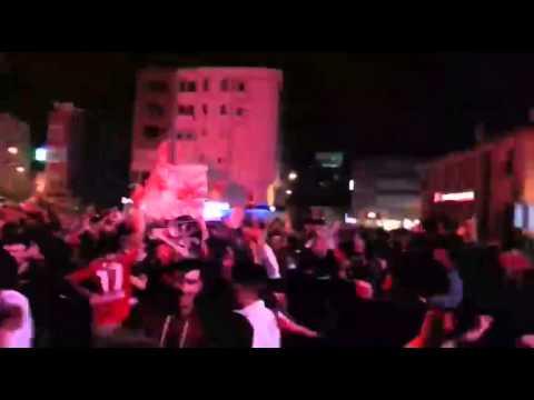 Balıkesirspor Şamp. Kutlamaları AHP Meydanı   04.05.14
