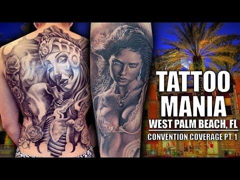 Tattoo Mania West Palm Beach pt. 1 of 3