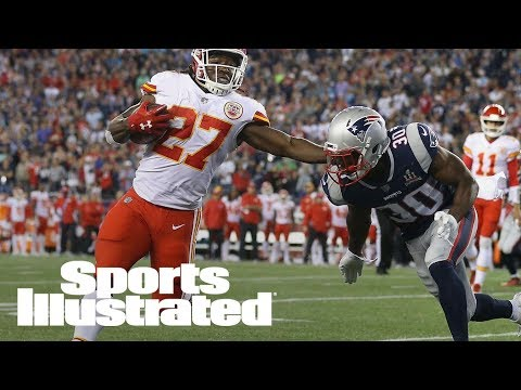 Kansas City Chiefs' Kareem Hunt's Career Night Comes In First Game | SI Wire | Sports Illustrated