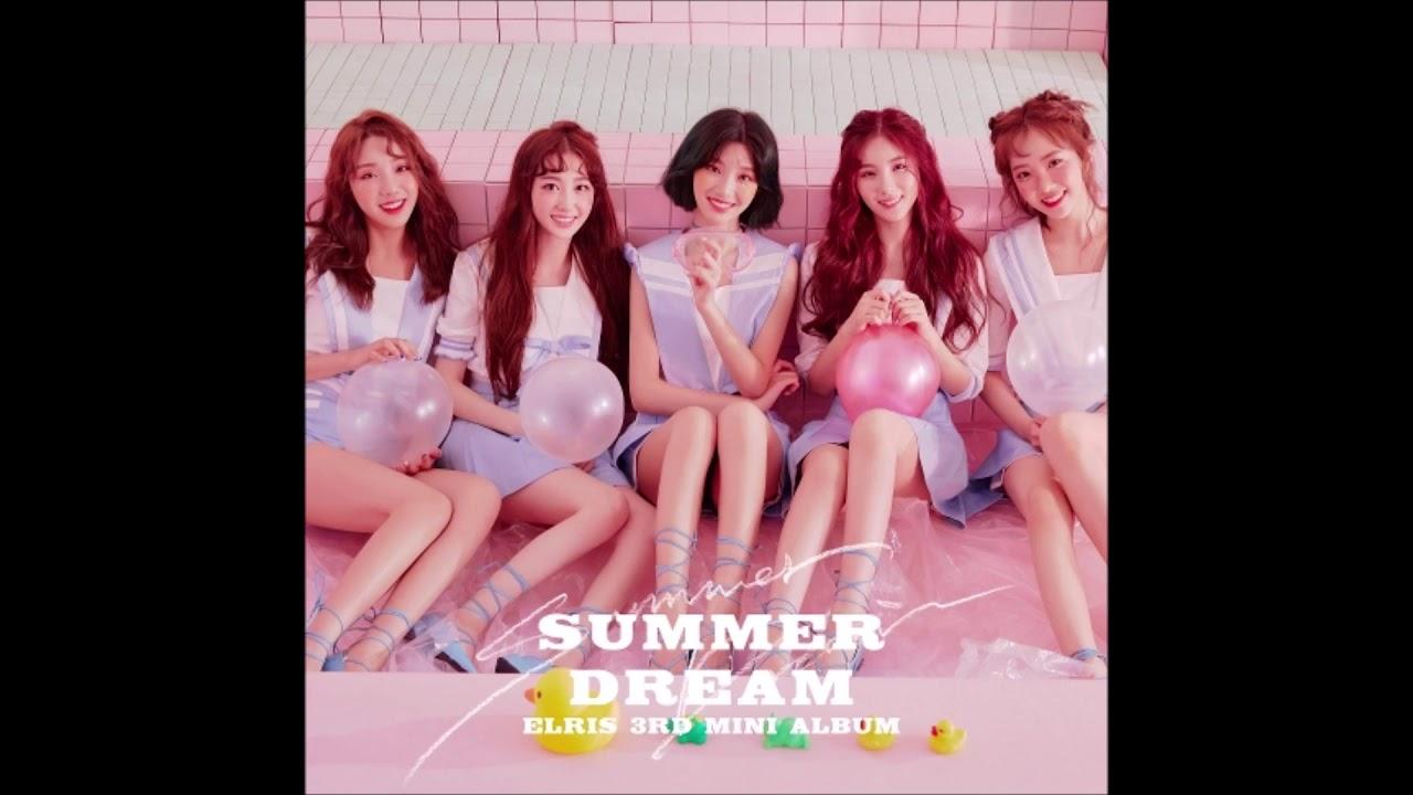 mini album  elris - summer dream