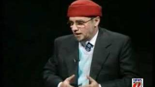 Zaid Hamid: Brasstacks- Hindu Zionism Episode1 Part1