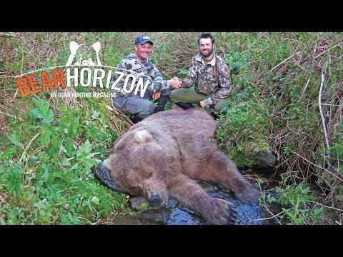 Alaska Calling | Hunting Huge Brown Bears On Alaskan Peninsula | Bear Horizon Ep 8