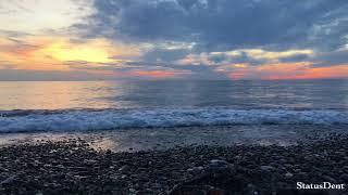 Сочи. Чёрное море. Закат 🌅