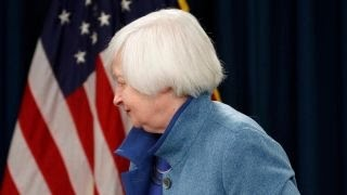 Yellen on whether stocks have reached historical value
