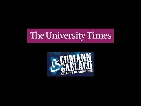 The University Times/An Cumann Gaelach Hustings
