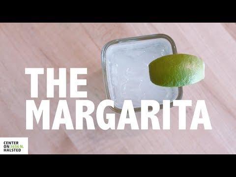 Venue and a Menu: How to make a Margarita