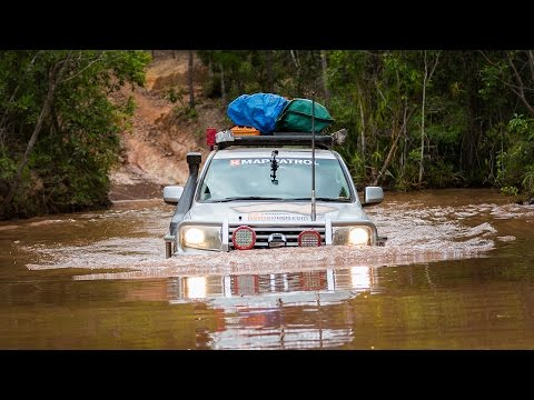 Exploring Cape York by 4WD | 2015 Expedition