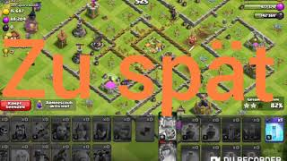 WTF Base Polizei!😱😱 Clash of Clans⭐Lucky Luc