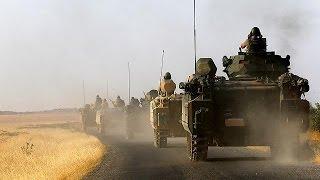 فيديو..تركيا تنتزع قريتين من الأكراد في سوريا