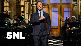 Monologue: Chris Pratt Sings About Himself - SNL