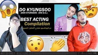 NSD REACT | EXO'S D.O Kyungsoo The acting genius [Movies/Dramas/Awards]