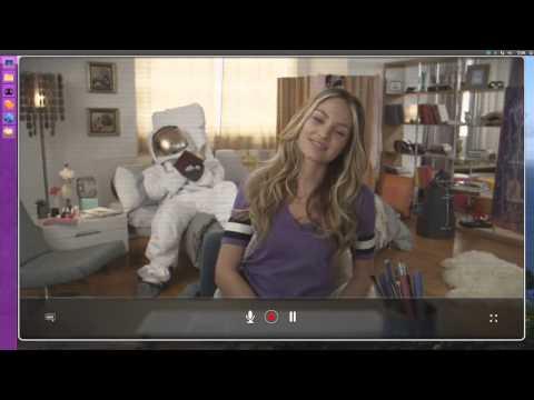 Candice Swanepoel's Post Game Message Victoria's Secret Supermodel
