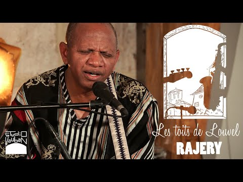 Rajery LIVE SESSION - Les Toits de Louvel