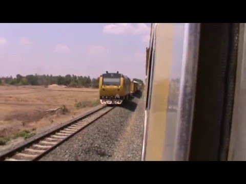 My trip from sihanouk ville to Phnom Penth by train