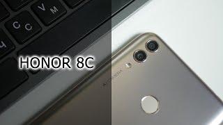 ОБЗОР | Huawei Honor 8C