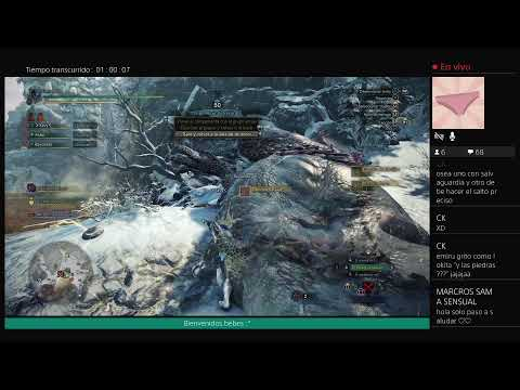 MHW PS4 - YouTube