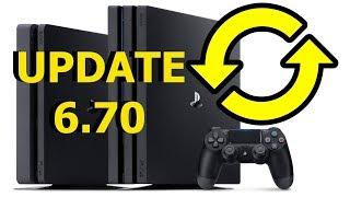 PS4 UPDATE 6.70 SONY CORRIGE FALHAS