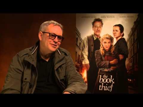 Director Brian Percival Interview - The Book Thief