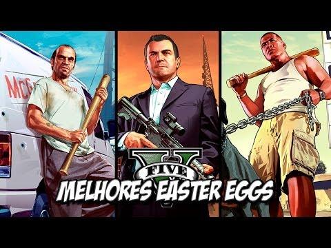 Melhores Easter Eggs de GTA V