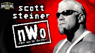 The Story of Scott Steiner in the nWo