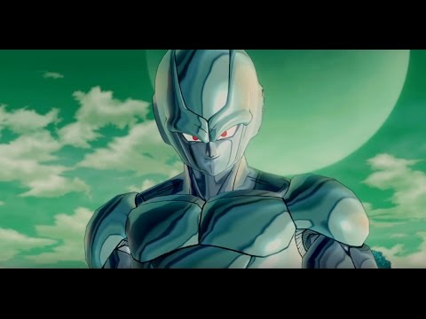 Dragon Ball Xenoverse 2 - Metal Cooler theme extended 30min
