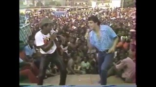 Alpha Blondy and Julien Clerc - Brigadier Sabari  1985