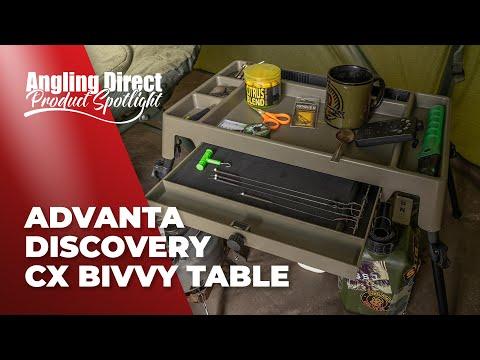 Advanta Discovery CX Bivvy Table