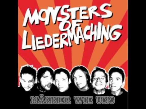 Monsters of Liedermaching - Sexkranker Expunker (+Songtext)