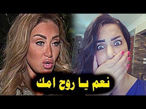 لن تصدق رد ريهام سعيد على سما المصري بعد تهديدها بنشر فيديو لها