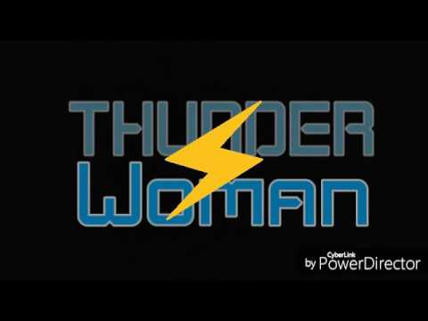 Thunder woman: First crime fight