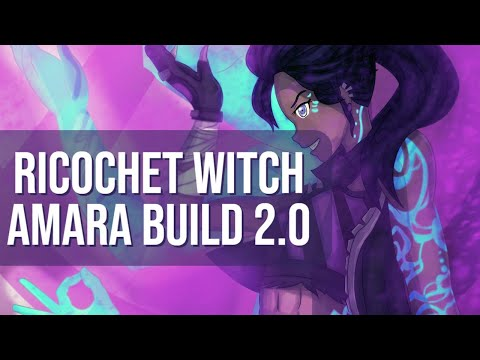 THE BEST AMARA BUILD! Ricochet Witch 2.0 // Borderlands 3 // True Takedown Made Easy