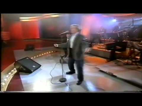 Tommy Steele -Singing the Blues -Sweden, 2000