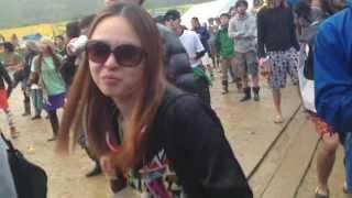 Kaoru Inoue - Live @ Fuji Rock Festival
