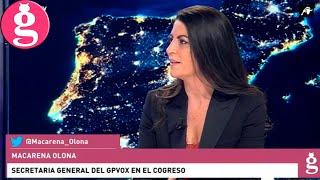 Macarena Olona pone en evidencia a Marlaska: el ministro ocultó a los agresores de Vallecas