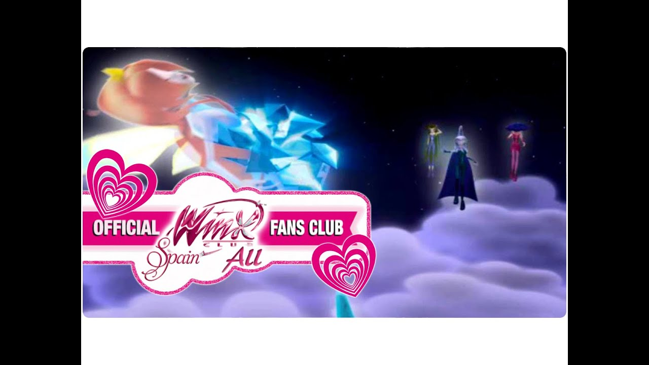 Winx Club PC Game – 24. Bloom VS Diaspro and Trix