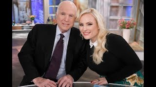 Meghan McCain Gets Emotional About
