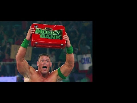 Money in the Bank 2012 John Cena, Kane, Chris Jericho, Big Show,The Miz