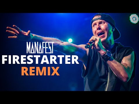 Manafest - Firestarter Reloaded Remix (Official Audio)
