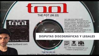 TOOL: Sus conflictos discográficos y legales