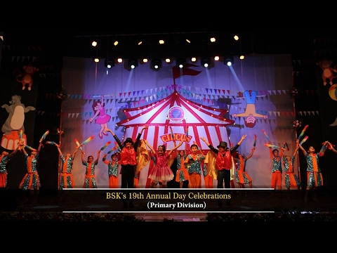 BSK Primary Division's 19th Annual Day Celebrations 2017