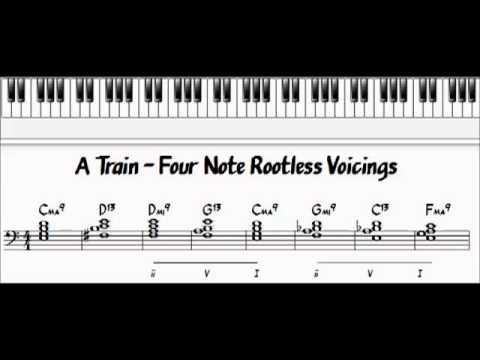 Misty' -Piano Transcription vs. Lead Sheet w/ Left Hand techniques ...