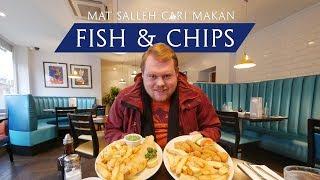 Fish & Chips Halal di Queen