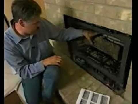 How To Replace Your Wood Burning Fireplace With Gas Inserts Part 3