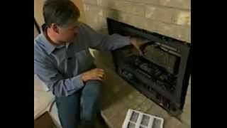 How To Replace Your Wood Burning Fireplace With Gas Inserts - Part 3