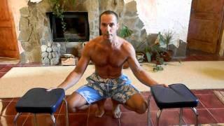 Как накачать грудь дома и турник  Тамир Шейх