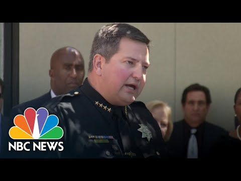 Golden State Killer Who Was An Ex-cop Has Been Arrested | NBC News
