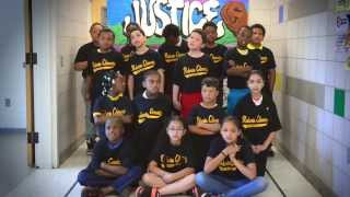 Roberto Clemente School 8-TEAM 214 Same As It Ever Was (Michael Franti Cover)