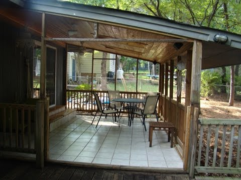 Amusing Deck Roof Ideas To Beautify Your Home Decoration